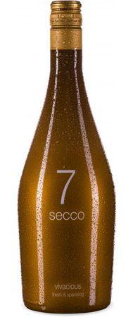 #7 Secco Vino Frizzante Bianco 1 lahev