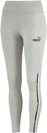 Puma ženske pajkice Tape Leggings Light Gray Heather, XXS