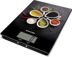 Salter Digitální kuchyňská váha design koření