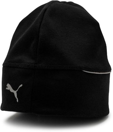 Puma kapa Reflective Running Beanie Black ADULT