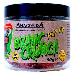Anaconda Pop Up Boilie Bionic Crunch 20 mm 50 g