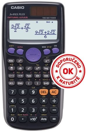 Casio kalkulator FX-85ES Plus