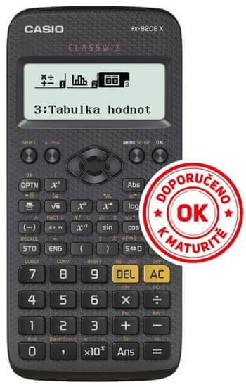 Casio FX 82 CE X (4549526602016) - rozbaleno
