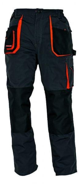 Australian Line EMERTON kalhoty oranžová 56