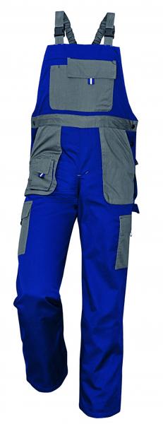 Červa MAX EVOLUTION kalhoty s laclem modrá 56