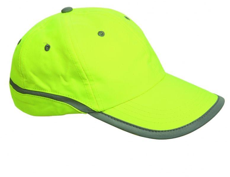 Červa TAHR baseballová čepice žlutá