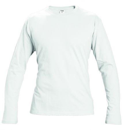 Červa CAMBON triko s dlouhým rukávem bílá XXL  4c67b94a22