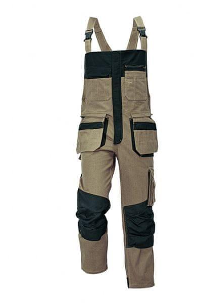 Assent ASSENT RENMARK kalhoty s laclem béžová 62
