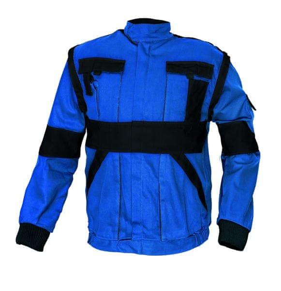 Červa MAX bunda modrá/černá 62
