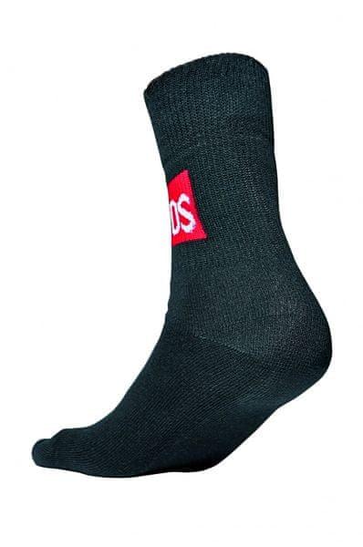 FARUM ponožky černá 45-46