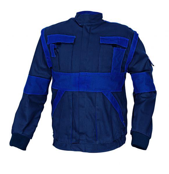 Červa MAX bunda modrá 62