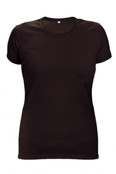 Červa SURMA LADY tričko hnědá XS