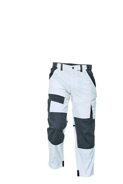 Assent ASSENT CROFT kalhoty bílá 62