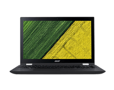 Acer prenosnik Spin 3 SP314-51-568L i5-8250U/8GB/SSD256GB/14FHD/W10H