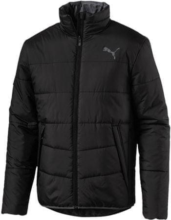 Puma moška bunda Ess Padded Jacket Black, M