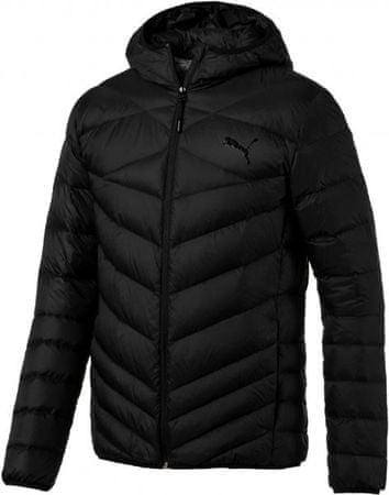 Puma muška jakna Pwrwarm Packlite 600 Dwn Aop Black, XL