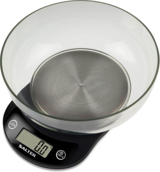 Salter Precizní digitální váha s mísou