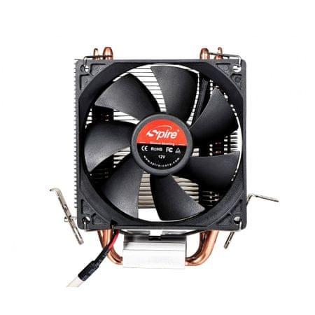 Spire hladilnik za procesorje Frontier, Intel/AMD
