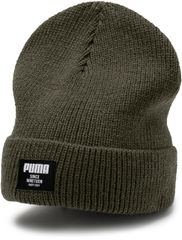 Puma Ribbed Classic Beanie Forest Night ADULT 8e9b132ac7