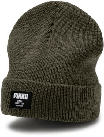 Puma kapa Ribbed Classic Beanie Forest Night ADULT