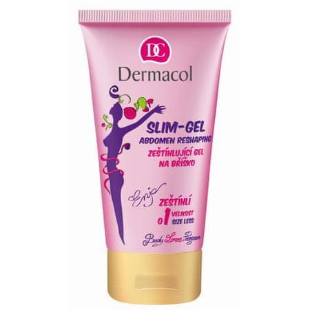 Dermacol Zeštíhlující gel na bříško Enja (Slim-Gel Abdomen Reshaping) 150 ml