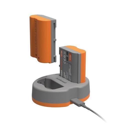 Hähnel polnilec baterij Nikon EN-EL15 Power Kit