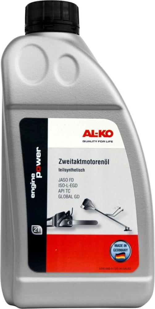 AL-KO 2T polosyntetický olej 1l 112896