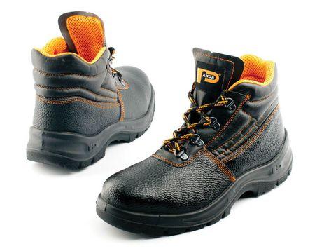 Panda Safety Pracovná obuv Ergon Alfa S1 čierna 36
