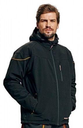 Emerton Australian Line pánská zimní softshellová bunda