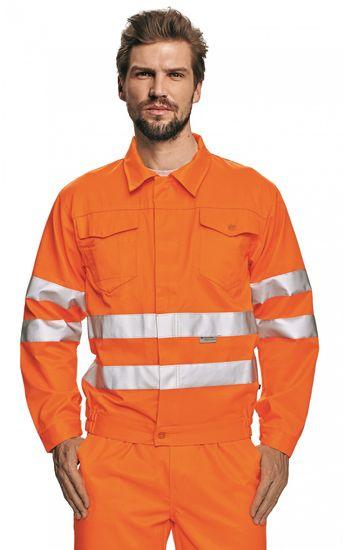 Cerva Reflexná pracovná bunda Koros pánska