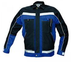 Stanmore Bavlnená montérková bunda modrá 54