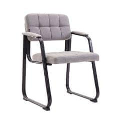 BHM Germany Konferenční židle s područkami Landet textil