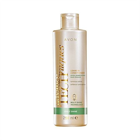 Avon Balzám pro rychlou úpravu vlasů Daily Shine (Quick Touch Leave In Conditioner) (Objem 250 ml)