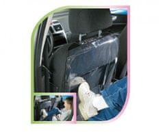 KEGEL Ochranná fólie zadní strany předního sedadla řidiče PIGI, 69x44 cm, barva černá