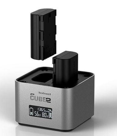 Hähnel polnilec baterij ProCube2 za Canon