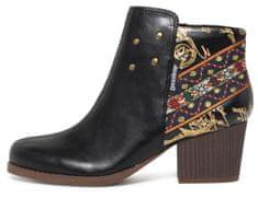 Desigual dámská kotníčková obuv Country Exotic