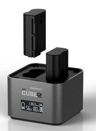 Hähnel polnilec baterij ProCube2 za Nikon