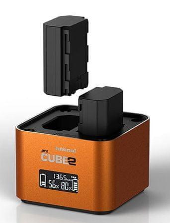 Hähnel polnilec baterij ProCube2 za Sony