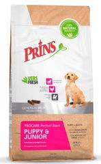 Prins hrana za pasje mladiče ProCare Puppy&Junior Perfect Start, 7,5 kg