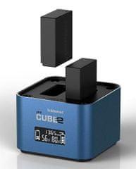 Hähnel polnilec baterij ProCube2 za Panasonic / Fuji