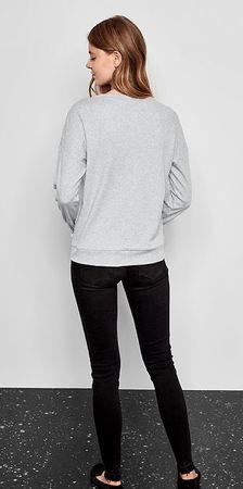 Q S designed by női pulóver XS szürke  710490181c