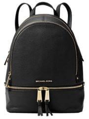 Michael Kors dámský černý batoh Zaini