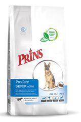 Prins hrana za pse ProCare Super Active, 20 kg