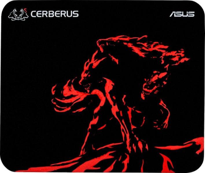 Asus CERBERUS MAT MINI RED (90YH01C3-BDUA00)