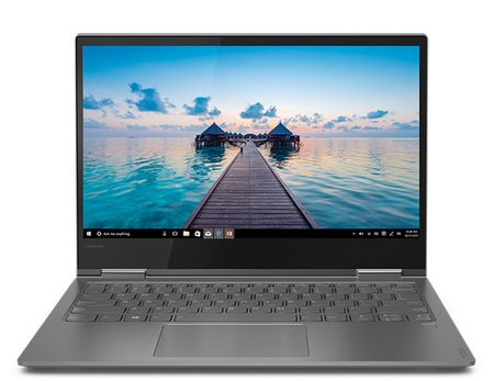 Lenovo prenosnik IdeaPad Yoga 730 i7-8550U/8GB/SSD256GB/13,3FHD/W10H (81CT0072SC)