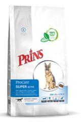 Prins hrana za pse ProCare Super Active, 3 kg