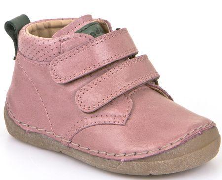Froddo dívčí kotníčkové boty 26 růžová  5e44a616cc