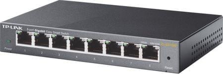 TP-Link gigabit mrežno stikalo TL-SG108E
