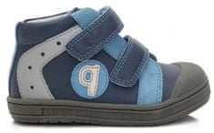 Ponte 20 chlapecké kožené boty na pásek