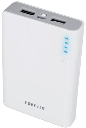 Forever TB-012 TFO POWERBANK 10000 mAh - GREY 10000TF1
